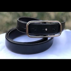 NW Cole Haan 🇮🇹 Leather belt, Sz L